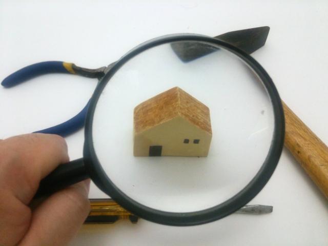 屋根のチェック