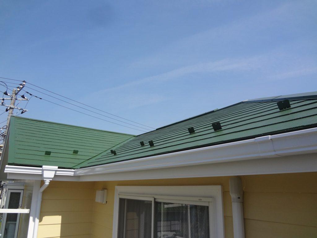 屋根リフォーム(塗装)