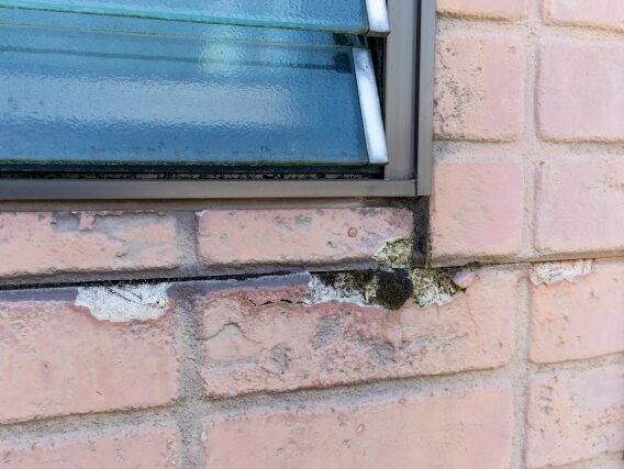 外壁材の腐食