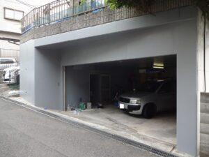 川崎市宮前区N様邸|擁壁