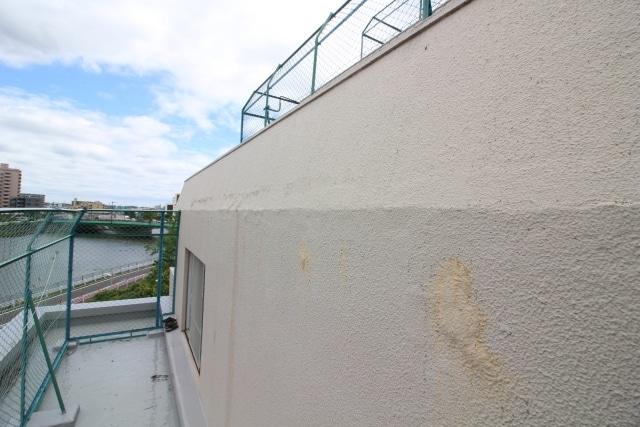 外壁の劣化症状