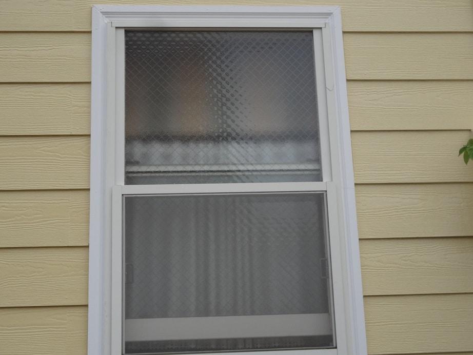 窯業系の窓枠
