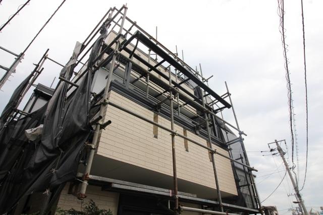 外壁のリフォーム工事