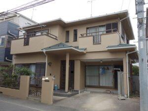 川崎市中原区W様邸|外壁