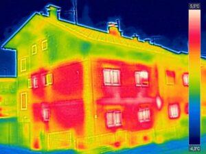 外壁の高温化
