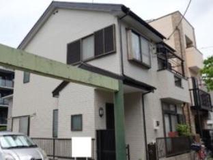 川崎市中原区O様邸|外壁