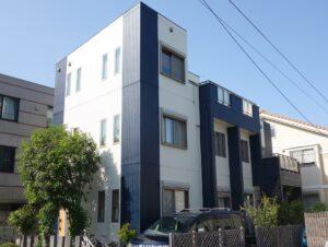 川崎市幸区Y様邸|外壁